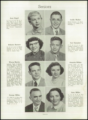 Page 16, 1953 Edition, Lanark High School - Lanette Yearbook (Lanark, IL) online yearbook collection