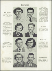 Page 17, 1953 Edition, Lanark High School - Lanette Yearbook (Lanark, IL) online yearbook collection