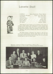 Page 8, 1953 Edition, Lanark High School - Lanette Yearbook (Lanark, IL) online yearbook collection