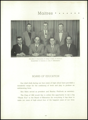 Page 10, 1955 Edition, Lanark High School - Lanette Yearbook (Lanark, IL) online yearbook collection