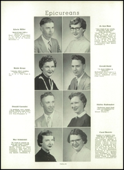 Page 16, 1955 Edition, Lanark High School - Lanette Yearbook (Lanark, IL) online yearbook collection