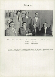Page 10, 1957 Edition, Lanark High School - Lanette Yearbook (Lanark, IL) online yearbook collection