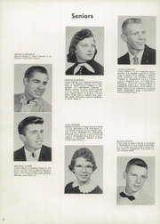 Page 16, 1957 Edition, Lanark High School - Lanette Yearbook (Lanark, IL) online yearbook collection