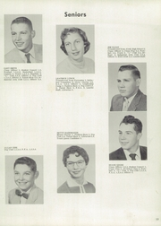 Page 17, 1957 Edition, Lanark High School - Lanette Yearbook (Lanark, IL) online yearbook collection