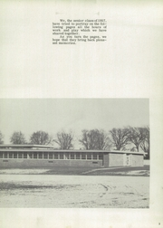 Page 7, 1957 Edition, Lanark High School - Lanette Yearbook (Lanark, IL) online yearbook collection