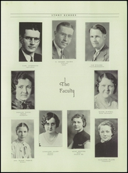Page 17, 1937 Edition, Stonington High School - Echoes Yearbook (Stonington, IL) online yearbook collection