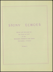 Page 5, 1937 Edition, Stonington High School - Echoes Yearbook (Stonington, IL) online yearbook collection