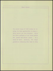 Page 9, 1937 Edition, Stonington High School - Echoes Yearbook (Stonington, IL) online yearbook collection
