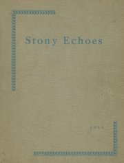 1940 Edition, Stonington High School - Echoes Yearbook (Stonington, IL)