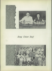 Page 10, 1953 Edition, Stonington High School - Echoes Yearbook (Stonington, IL) online yearbook collection