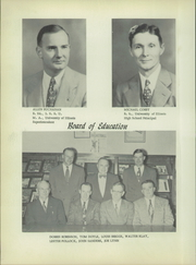 Page 12, 1953 Edition, Stonington High School - Echoes Yearbook (Stonington, IL) online yearbook collection