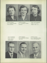 Page 14, 1953 Edition, Stonington High School - Echoes Yearbook (Stonington, IL) online yearbook collection