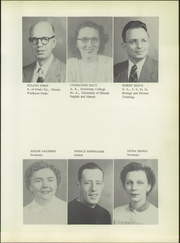 Page 15, 1953 Edition, Stonington High School - Echoes Yearbook (Stonington, IL) online yearbook collection
