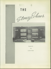 Page 7, 1953 Edition, Stonington High School - Echoes Yearbook (Stonington, IL) online yearbook collection