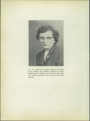 Page 8, 1953 Edition, Stonington High School - Echoes Yearbook (Stonington, IL) online yearbook collection