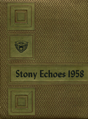 1958 Edition, Stonington High School - Echoes Yearbook (Stonington, IL)