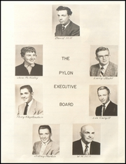 Page 11, 1956 Edition, Gridley High School - Pylon Yearbook (Gridley, IL) online yearbook collection