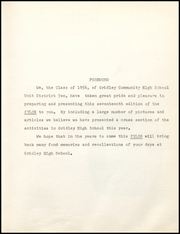 Page 15, 1956 Edition, Gridley High School - Pylon Yearbook (Gridley, IL) online yearbook collection