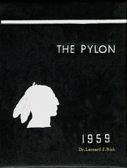 Page 1, 1959 Edition, Gridley High School - Pylon Yearbook (Gridley, IL) online yearbook collection