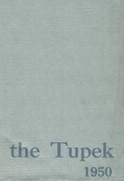 1950 Edition, Forrest Strawn Wing High School - Tupek Yearbook (Forrest, IL)