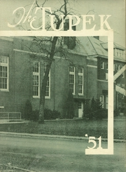 1951 Edition, Forrest Strawn Wing High School - Tupek Yearbook (Forrest, IL)