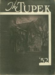 1952 Edition, Forrest Strawn Wing High School - Tupek Yearbook (Forrest, IL)
