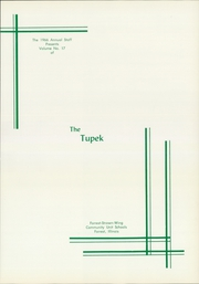 Page 5, 1966 Edition, Forrest Strawn Wing High School - Tupek Yearbook (Forrest, IL) online yearbook collection