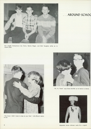 Page 8, 1966 Edition, Forrest Strawn Wing High School - Tupek Yearbook (Forrest, IL) online yearbook collection