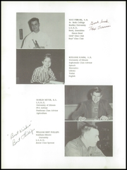 Page 10, 1956 Edition, Chatsworth High School - Tale Feathers Yearbook (Chatsworth, IL) online yearbook collection