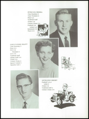 Page 17, 1956 Edition, Chatsworth High School - Tale Feathers Yearbook (Chatsworth, IL) online yearbook collection