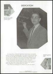 Page 6, 1959 Edition, Chatsworth High School - Tale Feathers Yearbook (Chatsworth, IL) online yearbook collection
