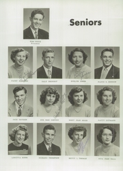 Page 17, 1950 Edition, Ashland High School - Echo Yearbook (Ashland, IL) online yearbook collection