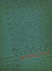 1941 Edition, Donovan High School - Donovo Yearbook (Donovan, IL)