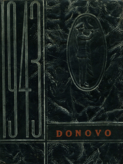 1943 Edition, Donovan High School - Donovo Yearbook (Donovan, IL)