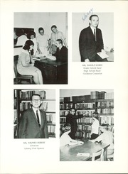 Page 13, 1966 Edition, Donovan High School - Donovo Yearbook (Donovan, IL) online yearbook collection