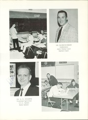 Page 15, 1966 Edition, Donovan High School - Donovo Yearbook (Donovan, IL) online yearbook collection