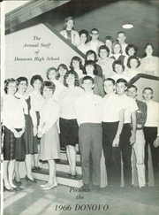 Page 5, 1966 Edition, Donovan High School - Donovo Yearbook (Donovan, IL) online yearbook collection