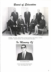 Page 11, 1968 Edition, Donovan High School - Donovo Yearbook (Donovan, IL) online yearbook collection