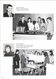 Page 12, 1968 Edition, Donovan High School - Donovo Yearbook (Donovan, IL) online yearbook collection