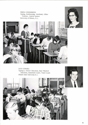 Page 13, 1968 Edition, Donovan High School - Donovo Yearbook (Donovan, IL) online yearbook collection