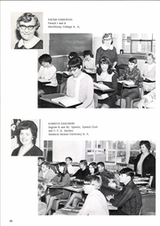Page 14, 1968 Edition, Donovan High School - Donovo Yearbook (Donovan, IL) online yearbook collection