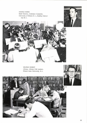 Page 15, 1968 Edition, Donovan High School - Donovo Yearbook (Donovan, IL) online yearbook collection