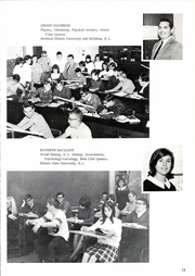 Page 17, 1968 Edition, Donovan High School - Donovo Yearbook (Donovan, IL) online yearbook collection