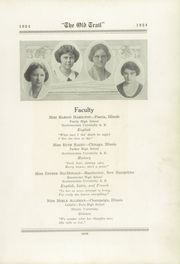 Page 13, 1924 Edition, Martinsville High School - Blue Streak Yearbook (Martinsville, IL) online yearbook collection