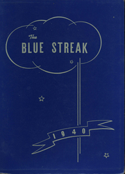 1940 Edition, Martinsville High School - Blue Streak Yearbook (Martinsville, IL)