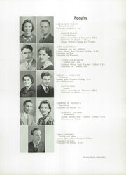 Page 12, 1940 Edition, Martinsville High School - Blue Streak Yearbook (Martinsville, IL) online yearbook collection