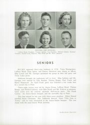 Page 16, 1940 Edition, Martinsville High School - Blue Streak Yearbook (Martinsville, IL) online yearbook collection