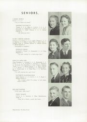 Page 17, 1940 Edition, Martinsville High School - Blue Streak Yearbook (Martinsville, IL) online yearbook collection