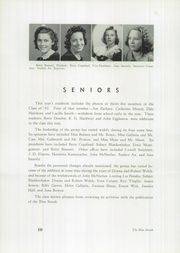 Page 12, 1942 Edition, Martinsville High School - Blue Streak Yearbook (Martinsville, IL) online yearbook collection
