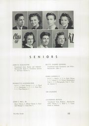 Page 17, 1942 Edition, Martinsville High School - Blue Streak Yearbook (Martinsville, IL) online yearbook collection